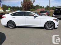 Make Hyundai Model Genesis Year 2015 Colour White kms