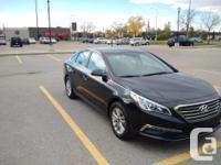 Make Hyundai Model Sonata Year 2015 Colour Black kms