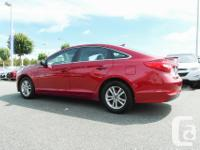 Make Hyundai Model Sonata Year 2015 Colour Red kms