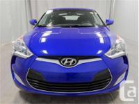 Make Hyundai Model Veloster Year 2015 Colour Blue kms