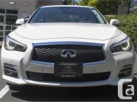 Make Infiniti Model Q50 Year 2015 Colour White kms