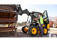 TEST TEST TEST The largest of our skid steer loaders to