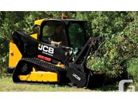 JCB Skid Steer Loader 260 T4 Our large platform