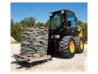 330 Skid Steer Large platform JCB 330 (3,295-pound