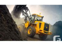 TEST TEST TEST The JCB 427 Agri wheel loader is a