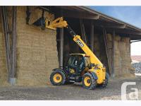 536-60 Agri Plus The JCB 536-60 Agri is a hugely