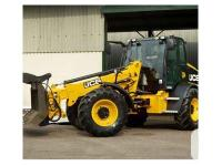 TM 320 Telemaster Loader With articulated steering,