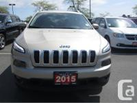 Make Jeep Model Cherokee Year 2015 Colour Brown kms