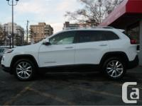 Make Jeep Model Cherokee Year 2015 Colour White kms