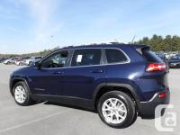Make Jeep Model Cherokee Year 2015 Colour Blue kms
