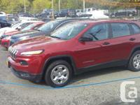 Make Jeep Model Cherokee Year 2015 Colour Red kms
