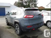 Make Jeep Model Cherokee Year 2015 Colour Anvil Grey
