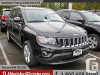 Make Jeep Model Compass Year 2015 Colour Black kms 143