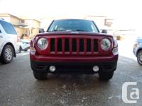 Make Jeep Model Patriot Year 2015 Colour red kms 55122