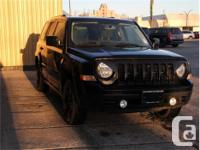 Make Jeep Model Patriot Year 2015 Colour Black kms