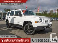 Make Jeep Model Patriot Year 2015 Colour White kms 250