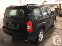 Make Jeep Model Patriot Year 2015 kms 51012 Trans