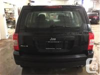 Make Jeep Model Patriot Year 2015 kms 51012 Trans