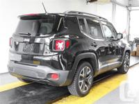 Make Jeep Model Renegade Year 2015 Colour black kms