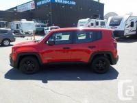 Make Jeep Model Renegade Year 2015 Colour Red kms