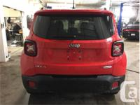 Make Jeep Model Renegade Year 2015 kms 42384 Trans