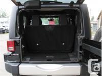 Make Jeep Model Wrangler Year 2015 Colour Black kms