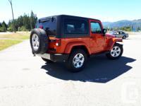 Make Jeep Year 2015 Colour Orange kms 44357 Trans