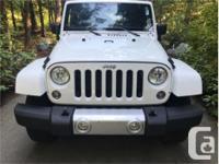 Make Jeep Model Wrangler Year 2015 Colour Bright White