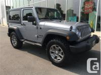 Make Jeep Model Wrangler Year 2015 Colour Grey kms