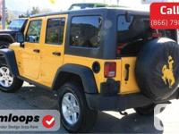 Make Jeep Model Wrangler Unlimited Year 2015 kms 34145