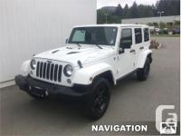 Make Jeep Model Wrangler Unlimited Year 2015 Colour
