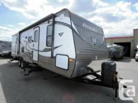2015 KEYSTONE Recreational Vehicle HIDEOUT TT 31RBDS.