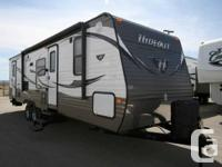 2015 KEYSTONE RV HIDEOUT TT 28BHS. Travel Trailer.
