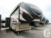 2015 KEYSTONE RV WILDERNESS 5TH WHEEL 315FR Fifth