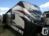 2015 KEYSTONE RV OUTBACK TT 323BH. Trip Trailer.