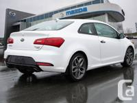 Make Kia Model Forte Koup Year 2015 Colour white kms