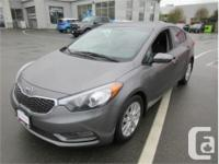 Make Kia Model Forte Year 2015 Colour Titanium kms