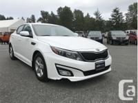 Make Kia Model Optima Year 2015 Colour White kms