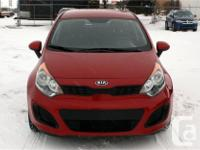 Make Kia Model Rio Year 2015 Colour Red kms 26124