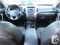 Make Kia Model Sorento Year 2015 Colour Red kms 59595