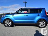 Make Kia Model Soul Year 2015 Colour Blue kms 78939