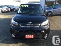 Make Kia Model Soul Year 2015 Colour Black kms 42523