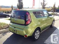 Make Kia Model Soul Year 2015 Colour Green kms 33625