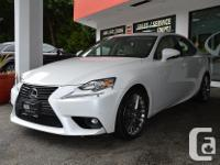 Make Lexus Model IS 250 Year 2015 Colour White kms