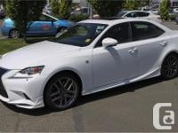 Make Lexus Model IS Year 2015 Colour White kms 16184