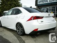 Make Lexus Model IS 350 Year 2015 Colour White kms