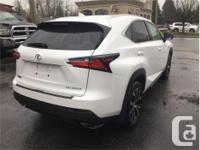 Make Lexus Model Nx 200T Year 2015 kms 46148 Trans