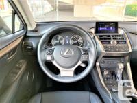 Make Lexus Model Nx 200T Year 2015 Colour WHITE kms