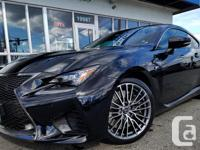 Make Lexus Model Rc F Year 2015 Colour Black kms 27086