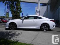 Make Lexus Model IS-F Year 2015 Colour White kms 582